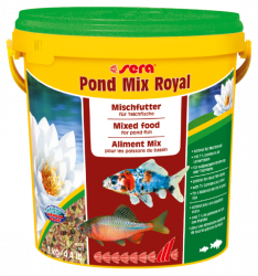 Sera Pond Mix Royal - 3,8l